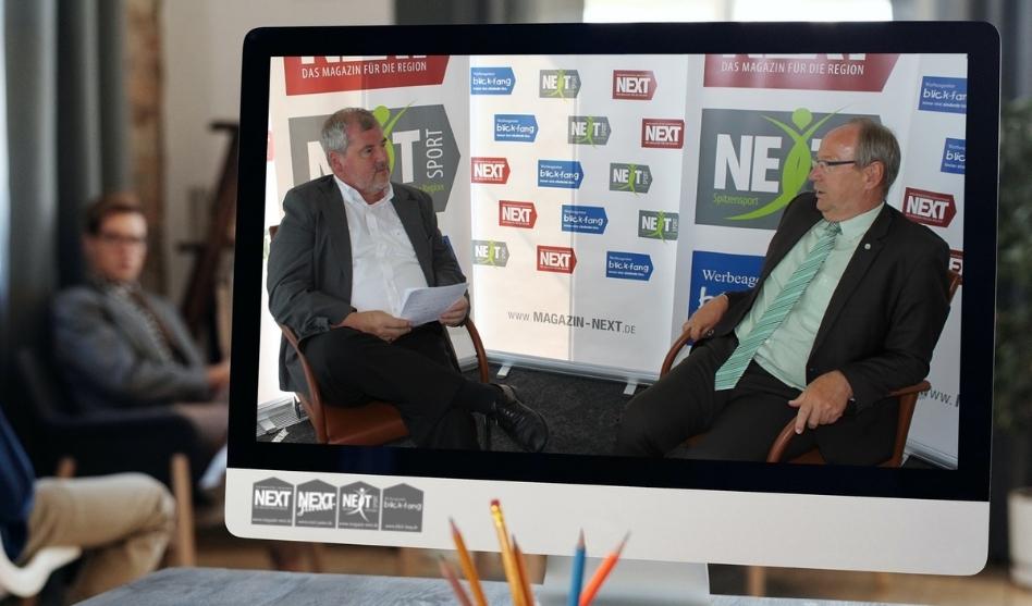 Interview Uwe Laue Vorstand Debeka