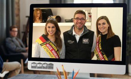 Interview Alina amtierende Miss Rheinland-Pfalz und Laura ehemalige Miss Rheinland-Pfalz