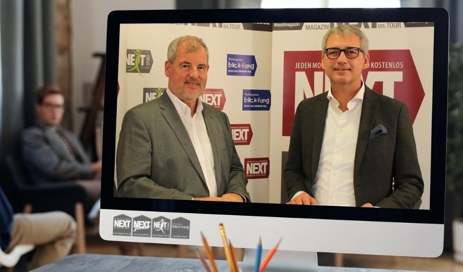 Interview Sascha Monschauer Vorstandsvorsitzender Volksbank RheinAhrEifel eG