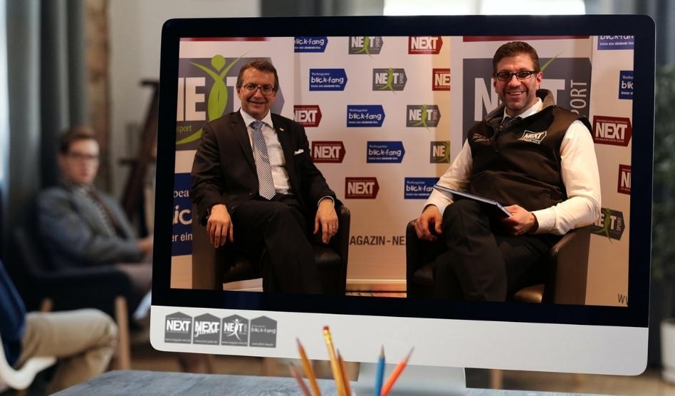 Interview Jürgen Häfner Geschäftsführer Lotto Rheinland-pfalz