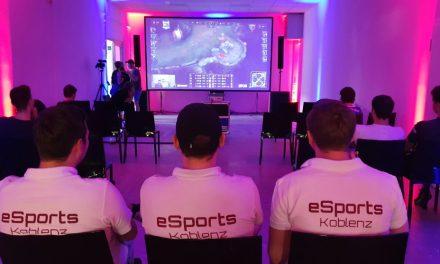 """eSports Koblenz– der Partner für """"Gamer"""" aus der Region"""