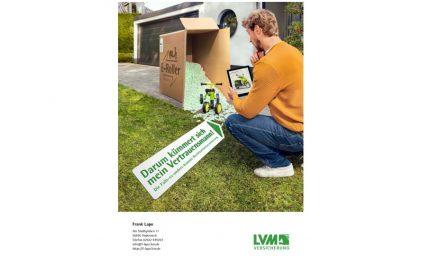 Bestnote für LVM-Rechtsschutz