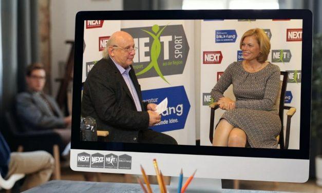 Interview Julia Klöckner CDU-Landes- und Fraktionsvorsitzende