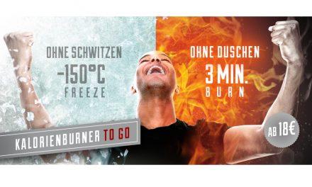 CRYOSTHENIX Training – Minus 150 Grad für 3 Minuten – die neue Sensation in Koblenz.
