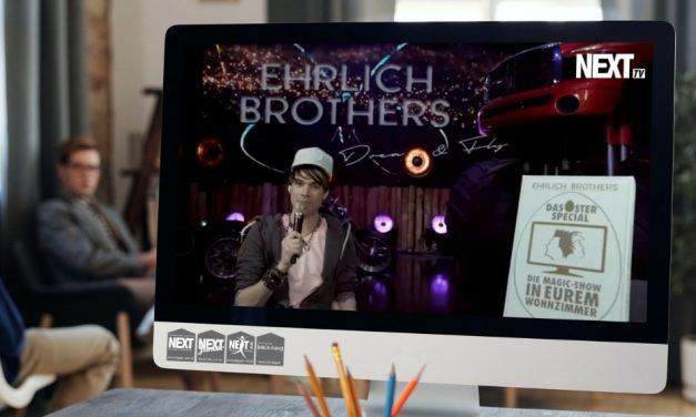 Interview Ehrlich Brothers Zauberkünstler-Duo