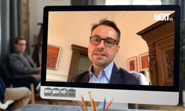 Interview David Langner Oberbürgermeister Stadt Koblenz