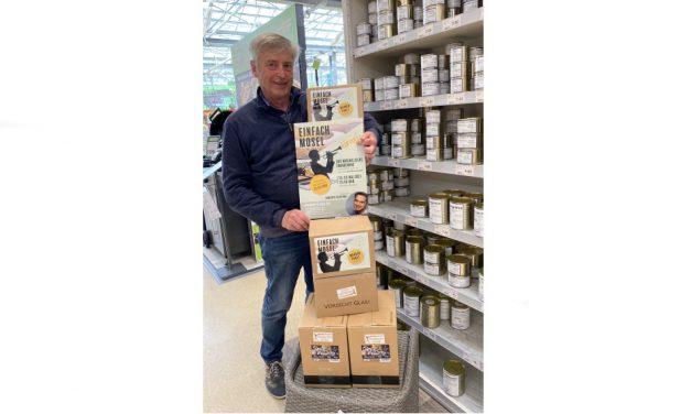 Verkauf und Verlosung von Genuss-Paketen bei röhrig – auch als Geschenk-Idee!