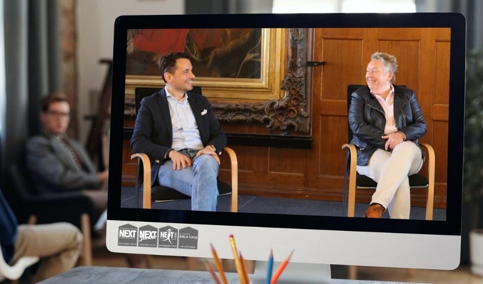 Interview mit Ulrike Mohrs Bürgermeisterin und David Langner Oberbürgermeister Stadt Koblenz