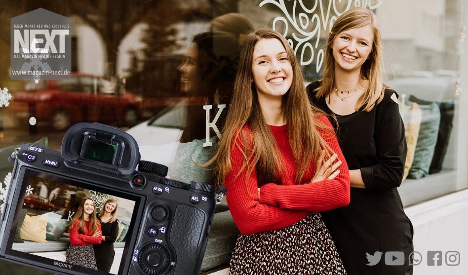 Fotoshooting 01/2021 mit Michelle und Johanna