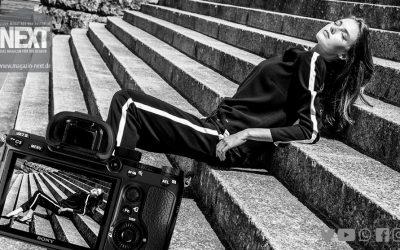 Fotoshooting 05/2021 Schwarzweißfotografie