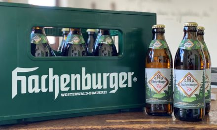 Warum stellt Hachenburger genau jetzt auf ein neues Flaschenbinde um?