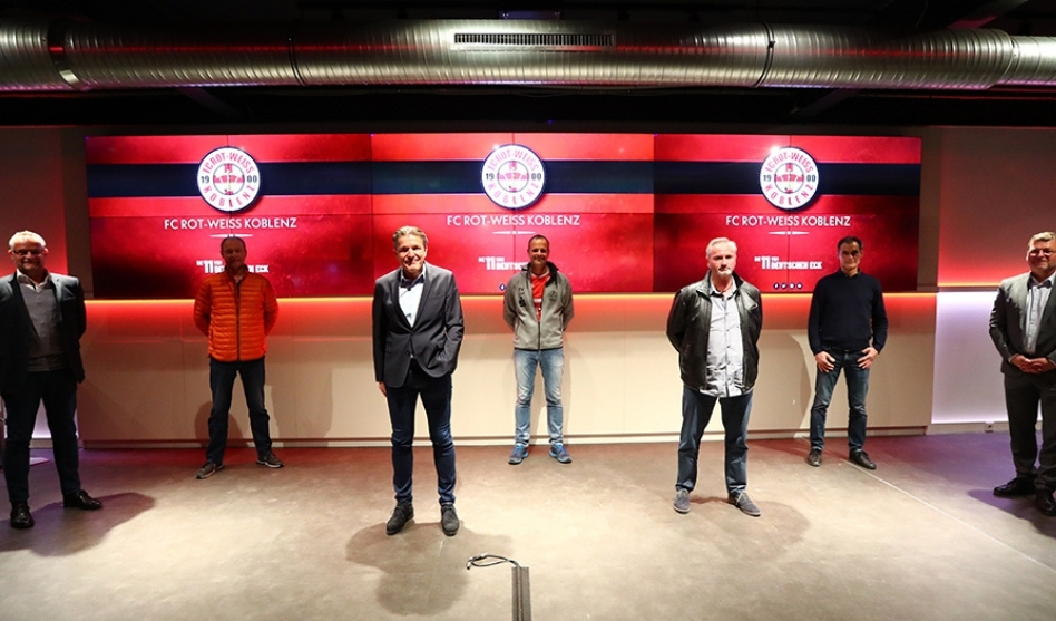 """Rot-Weiß-Fußballer spielen jetzt unter """"FC-Flagge"""""""