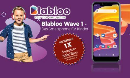 Verlosung: Blabloo Wave 1 – Das Smartphone für Kinder