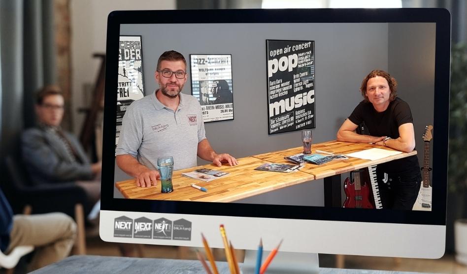 Interview Volker Cornet geschäftsführender Vorsitzender Musik Live Koblenz e.V.