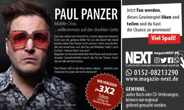 PAUL PANZER Midlife Crisis