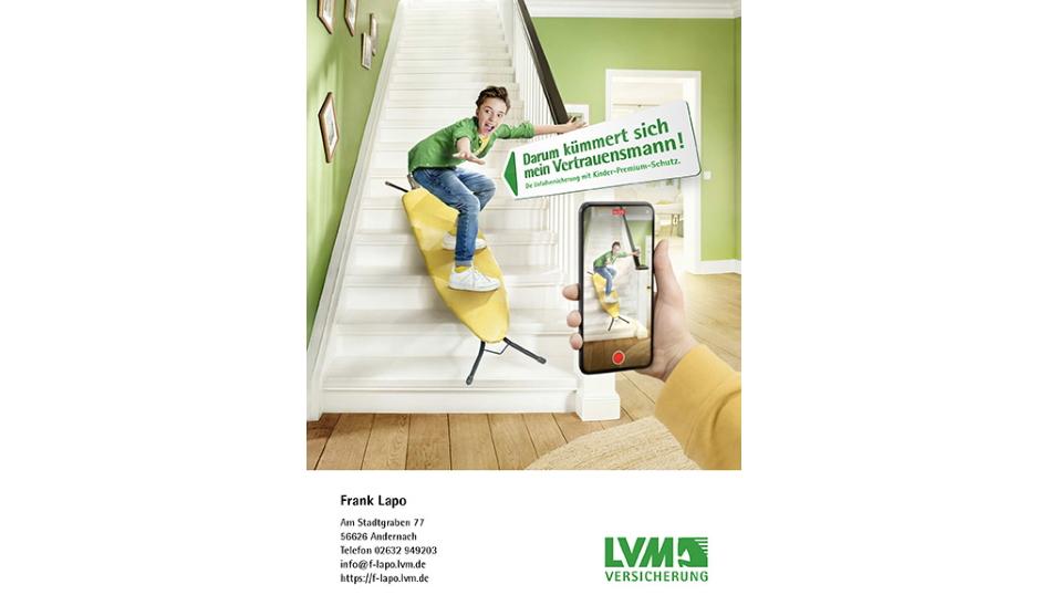 Der neue Unfalltarif der LVM Versicherung macht Gutes noch besser!