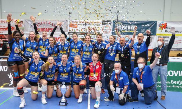 Die deutsche Damen – Volleyball – Elite zu Gast in der Deichstadt !