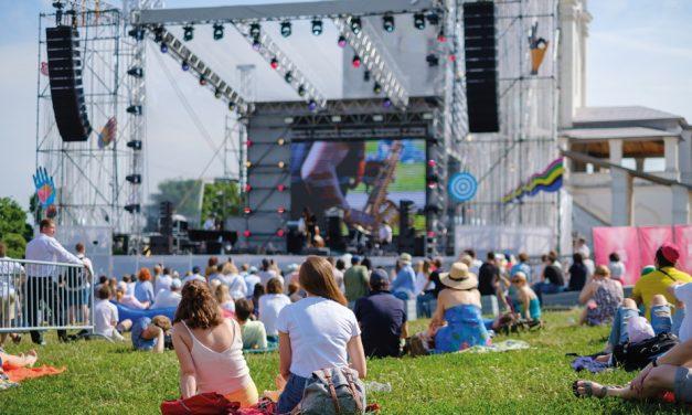 Zurück ins Leben -Kulturevents open air genießen