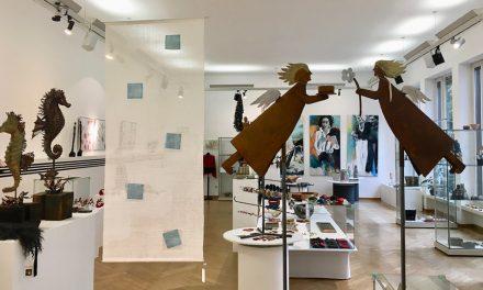 Herbst- / Winterausstellung des Kunsthandwerks in der Galerie Handwerk Koblenz